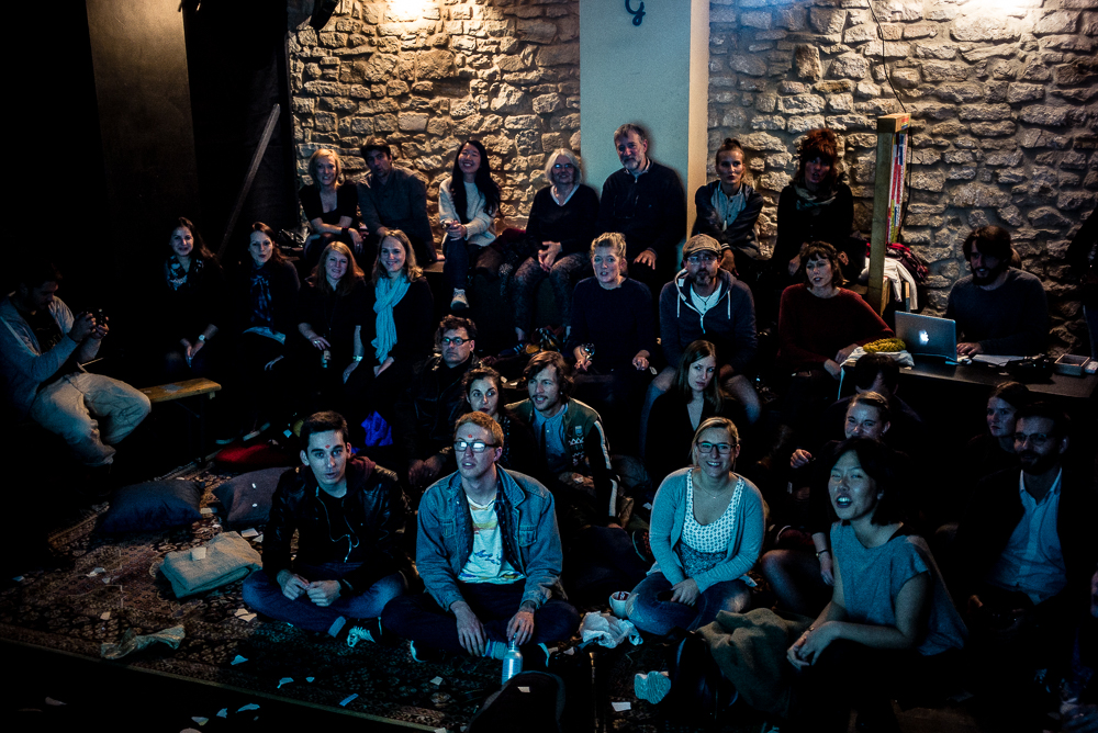 (PLAY)ing   Guimeun & Aurélien - Replay   photo: © Dirk Mevis