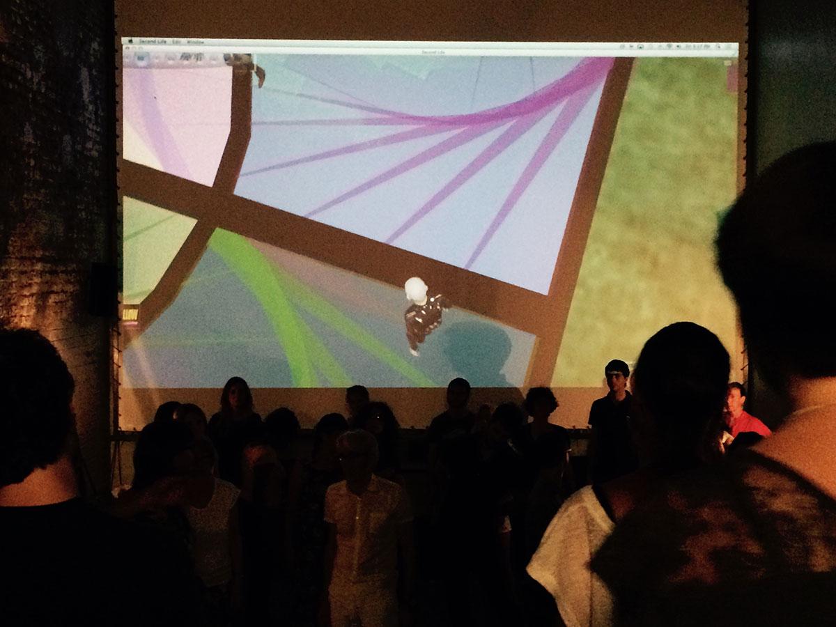 Rituals and Art | Sneja Dobrosavljevic - Friday Island Vernissage at joinmein50years