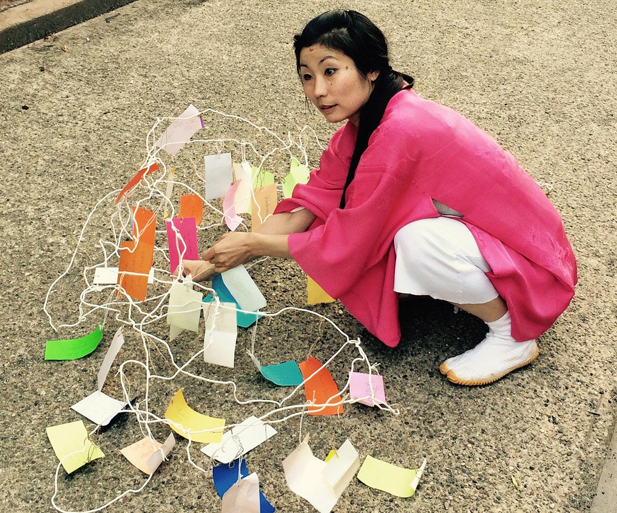 Rituals and Art | Yuko Kominami - Tanabata # n