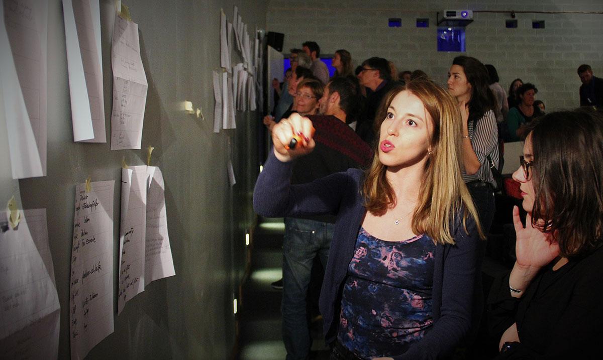 The Spectators Role - Larisa Faber
